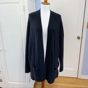 Athleta sweater cardigan sz XL